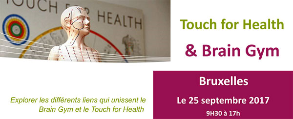 Brain Gym Touch for Health 25 09 2017